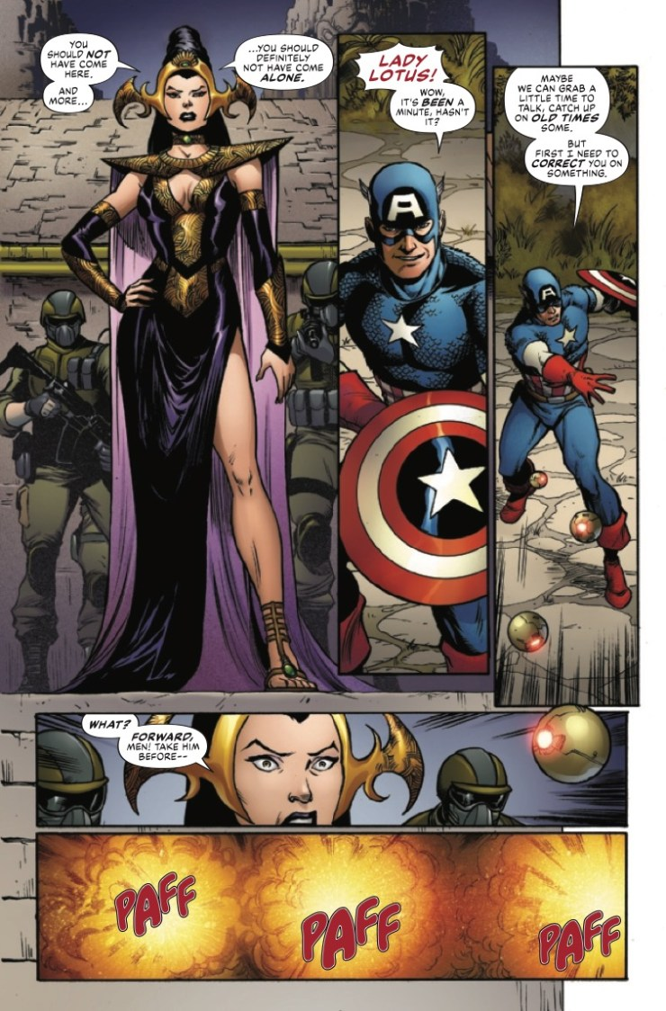 Marvel Preview: The Marvels #1
