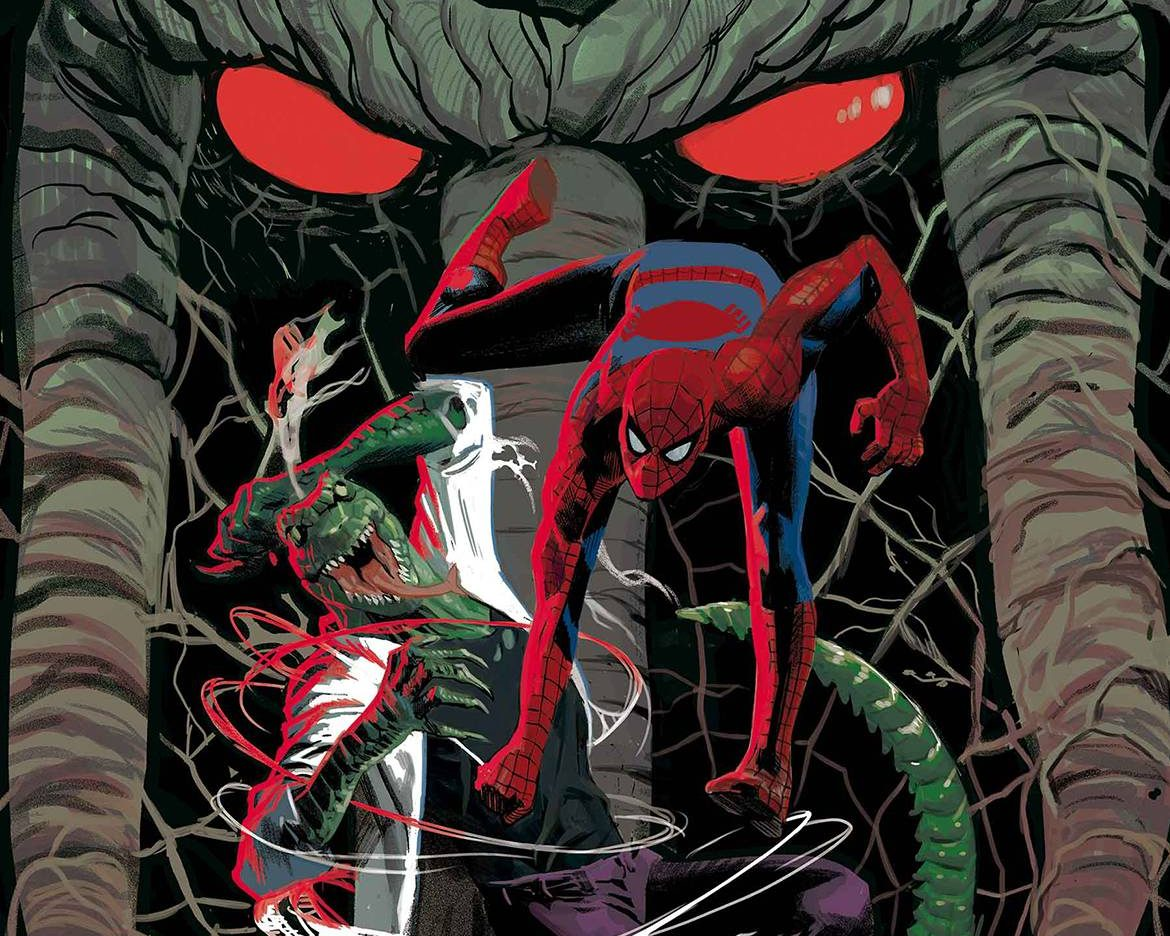 Spider-Man: Curse of the Man-Thing #1