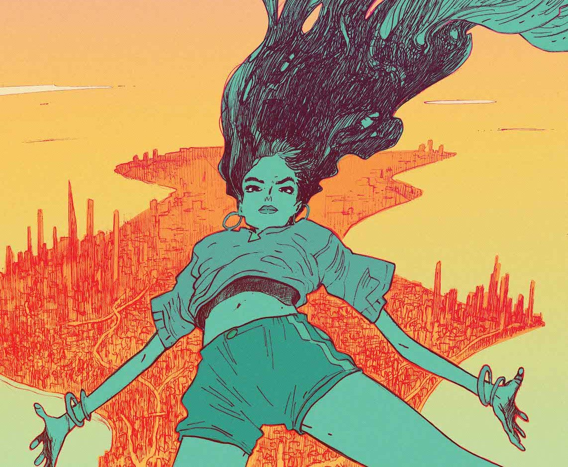 'The Many Deaths of Laila Starr' #1 is a masterful reminder that gods are human too