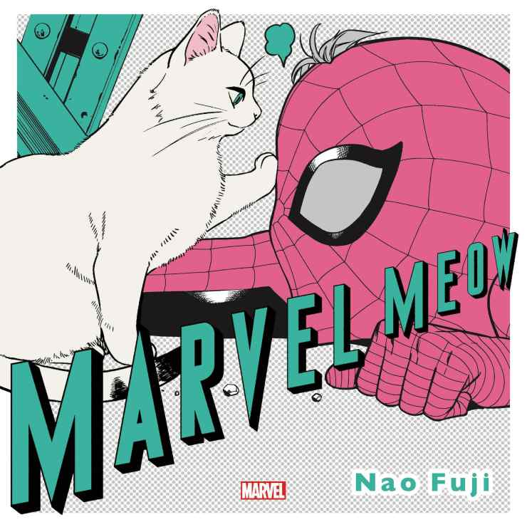 Marvel Comics and Viz Media team up for manga/comics collab Marvel Meow
