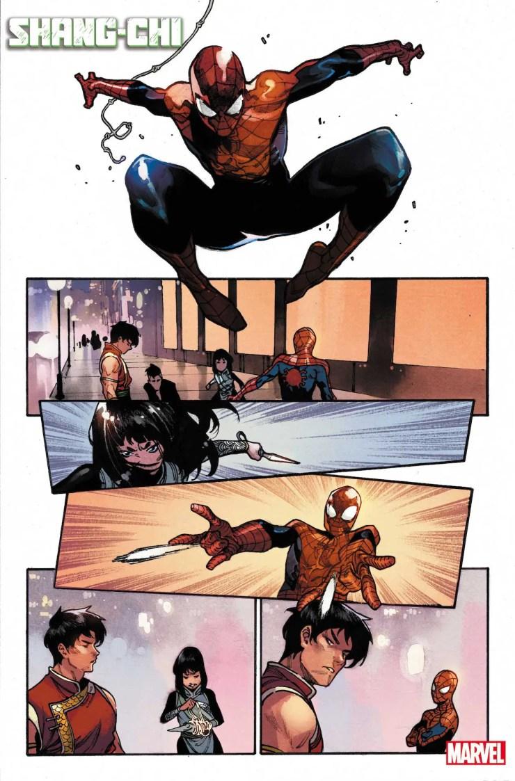 Shang-Chi (2021-) #1