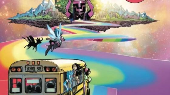Marvel Preview: Strange Academy #10