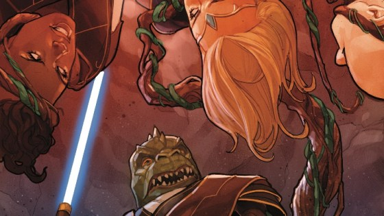 Marvel Preview: Star Wars: The High Republic #4