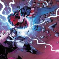 Marvel teases Thor vs. Captain America in 'Thor' #15