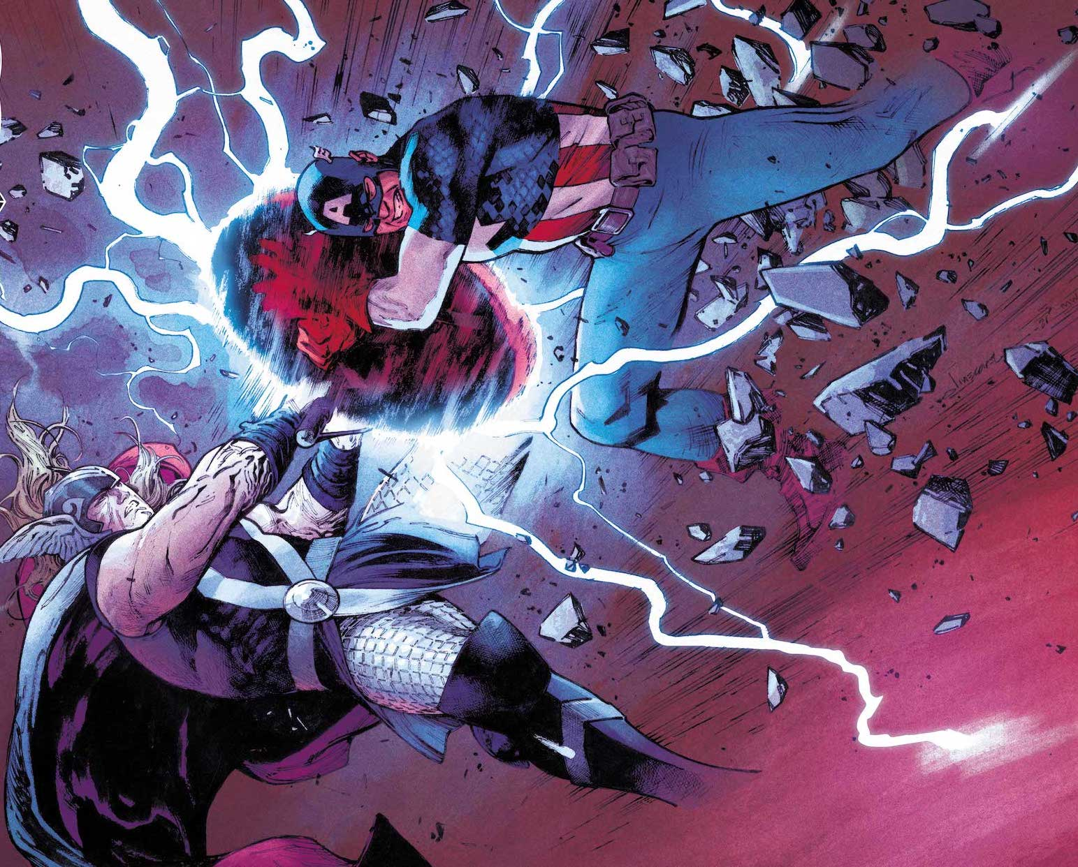 'Thor' #15 adds to the Thor mythos in new ways