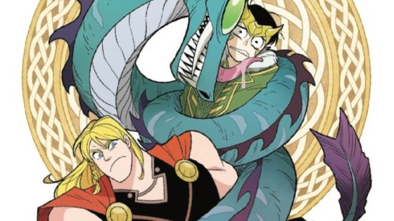 Marvel Preview: Thor & Loki: Double Trouble #2