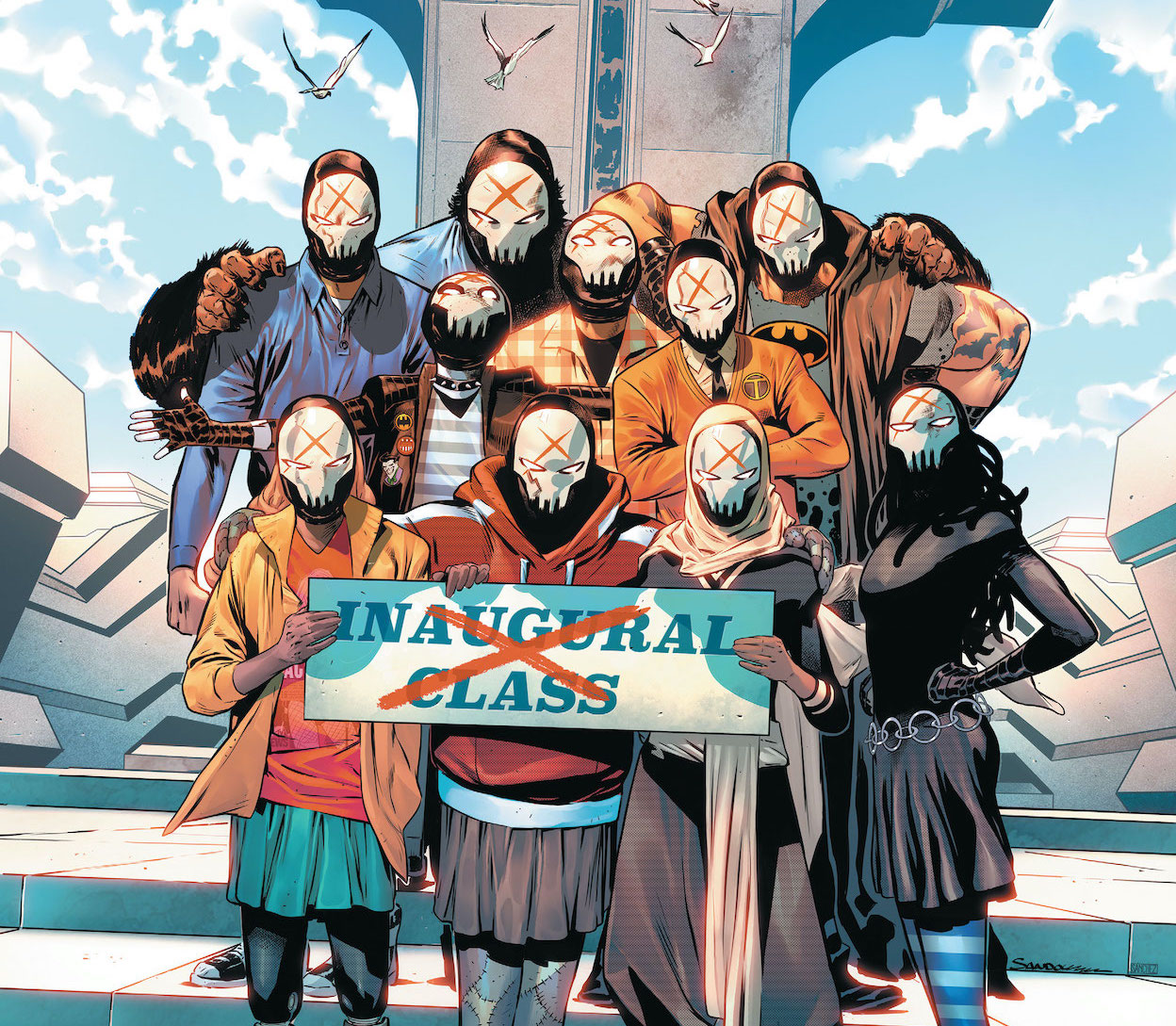 'Teen Titans Academy' #2 is great superhero comics