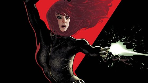 'Black Widow Vol. 1: The Ties that Bind'