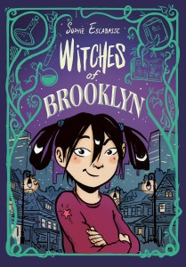Witches of Brooklyn Sophie Escabasse