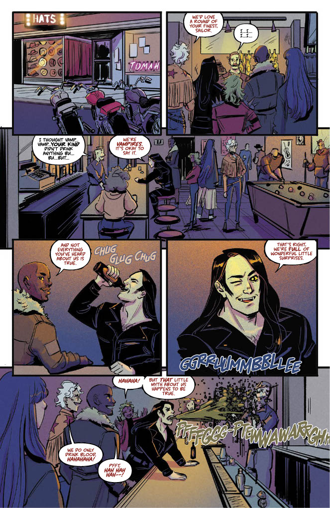 Witchblood #2