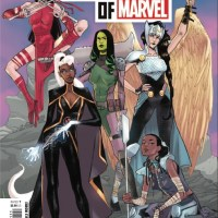 Marvel Preview: Women of Marvel #1