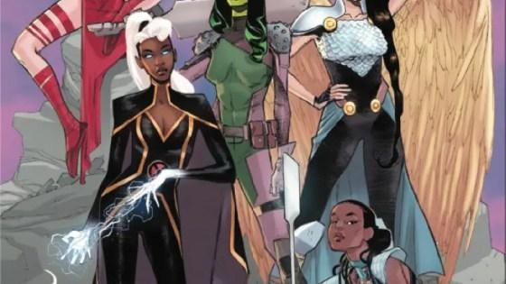 Marvel Preview: Women of Marvel #1