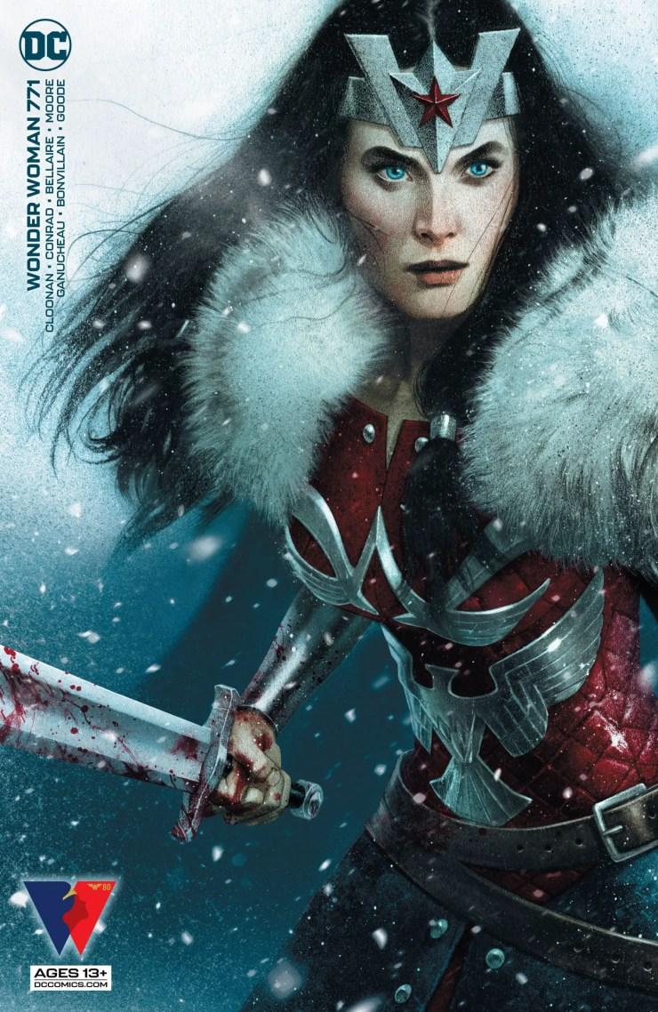 DC Preview: Wonder Woman #771