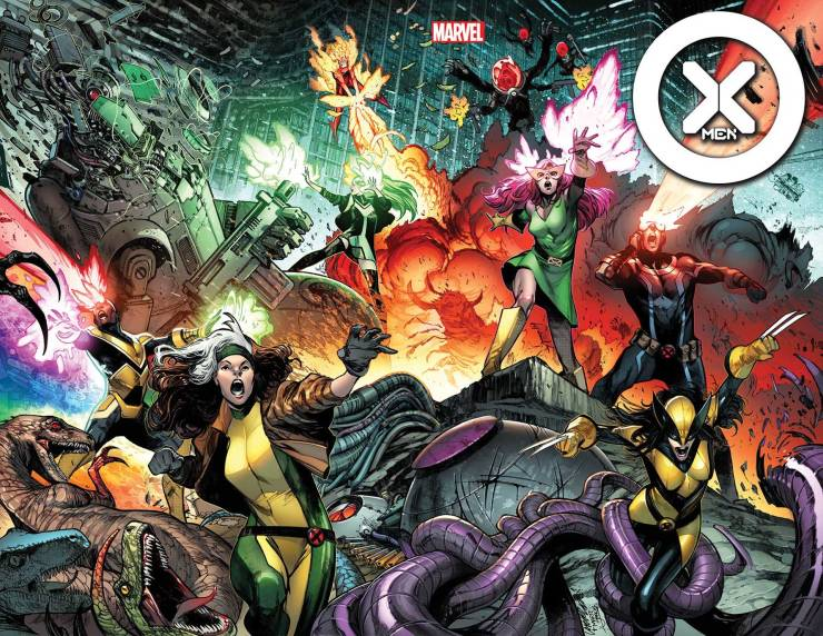 July 2021 Marvel Comics solicitations: X-relaunch, Spidey events, & more