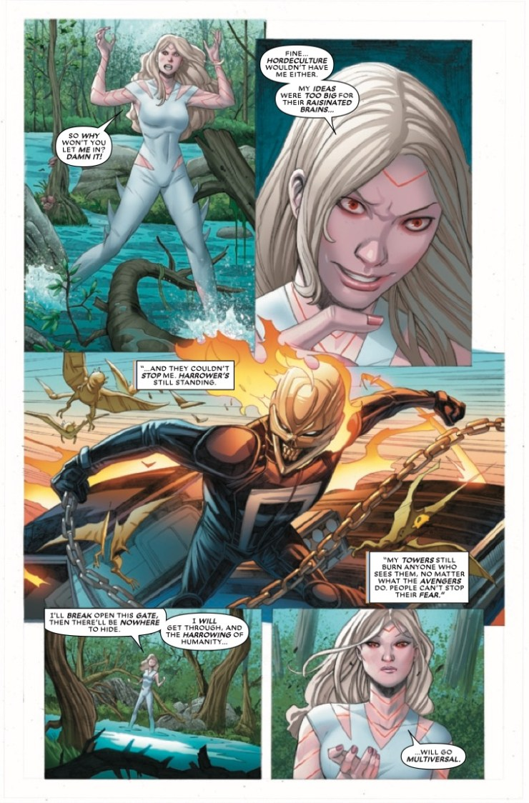 Marvel Preview: X-Men: Curse Of The Man-Thing #1