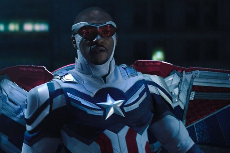 'The Falcon and the Winter Soldier' episode 6 review: Let's hear it for Captain America