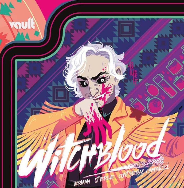 Witchblood cover C