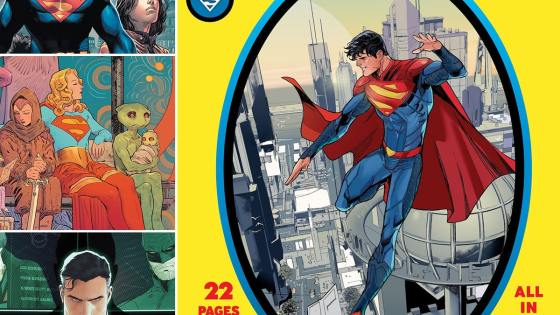 DC Comics unveils new Superman series and lineup details for July 2021