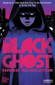 Relentlessness of 'The Black Ghost': An interview with Alex Segura and Monica Gallagher