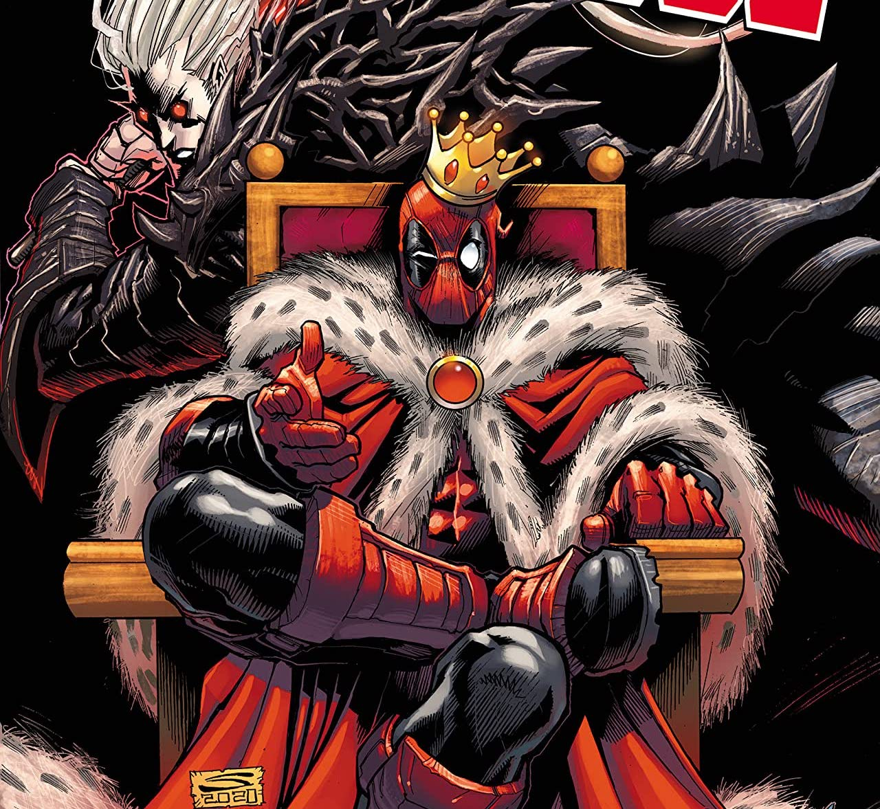 'King Deadpool Vol. 2' is an entertaining respite from your everyday life