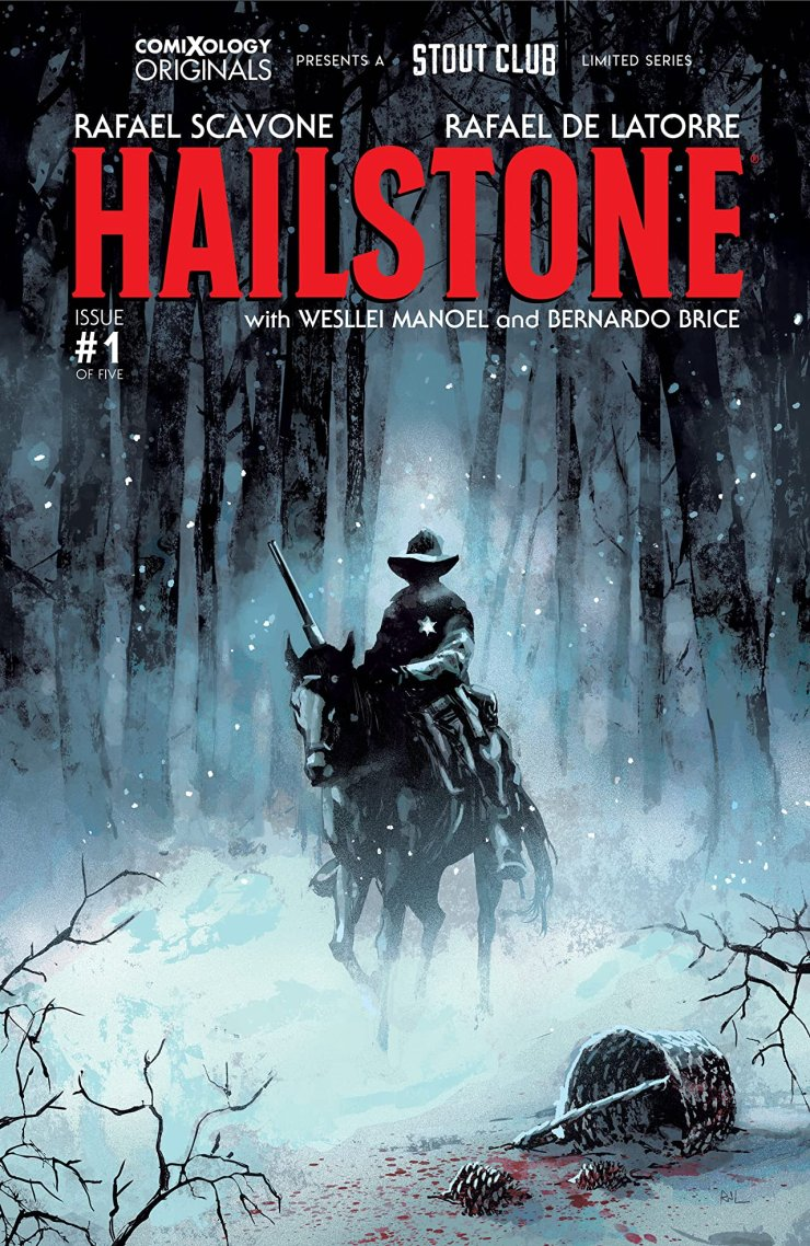ComiXology Originals 'Hailstone' and its inspirations with Rafael Scavone's