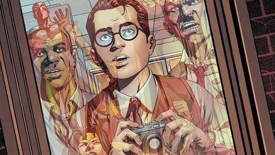 Heroes Reborn: Peter Parker the Amazing Shutterbug #1