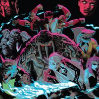 'X-Men: Curse of the Man-Thing' #1 review: The man behind the monster