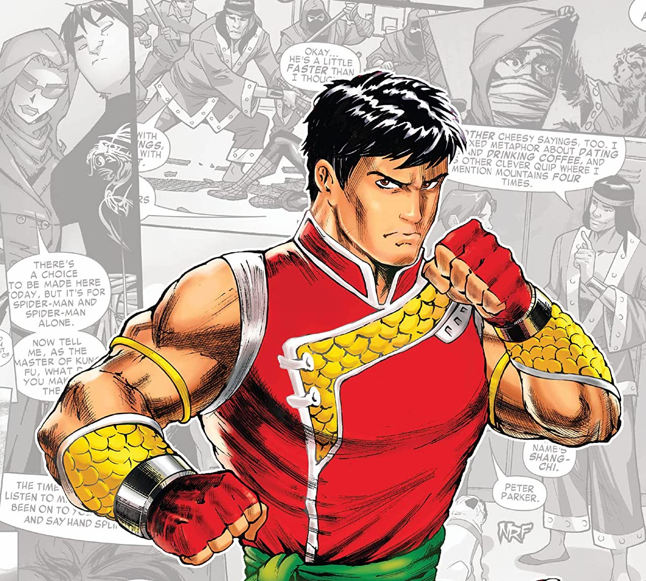 'Marvel-Verse: Shang-Chi' features a wise and patient hero