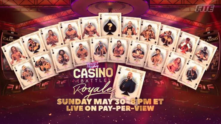 AEW Double or Nothing - Casino Battle Royale