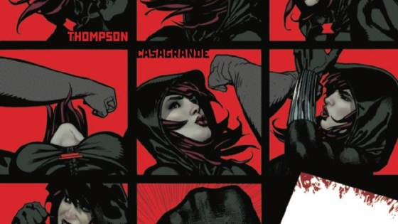 Marvel Preview: Black Widow #7
