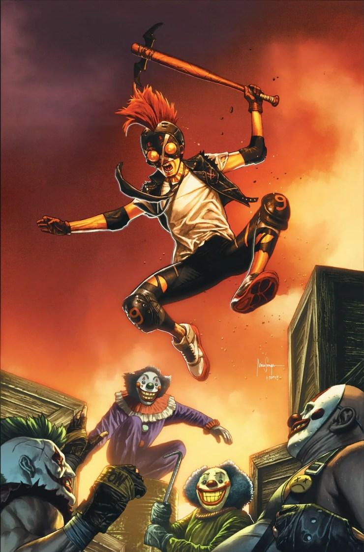 DC First Look: Batman Secret Files: Clownhunter #1