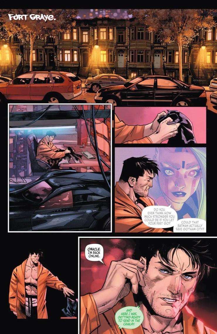Batman (2016-) #109