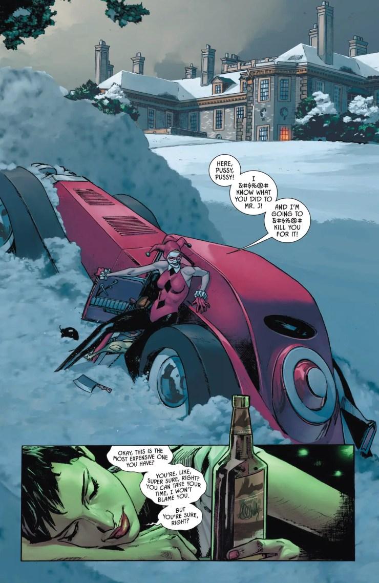 Batman/Catwoman (2020-) #4