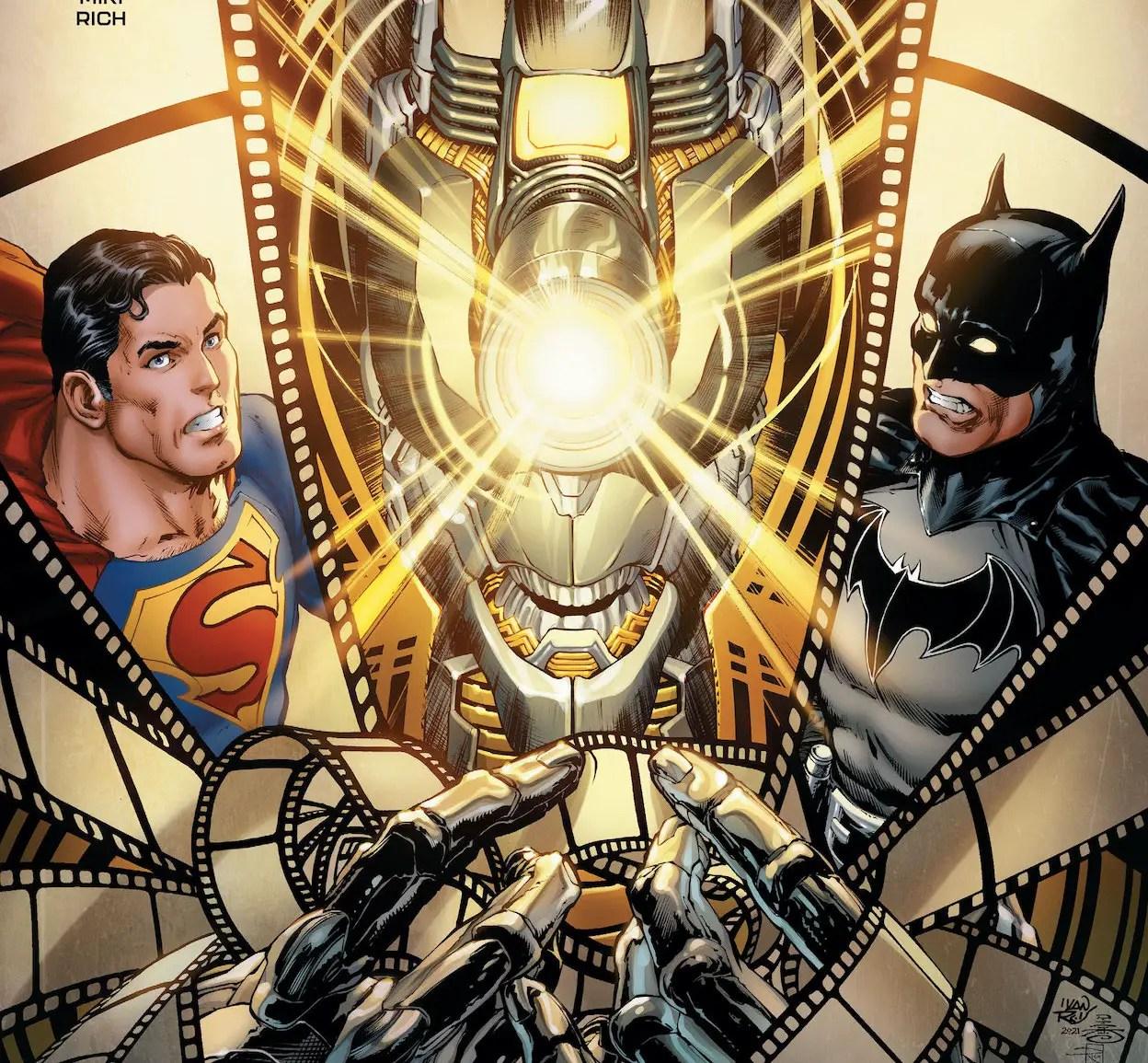 'Batman/Superman' #18 is good Elseworlds storytelling