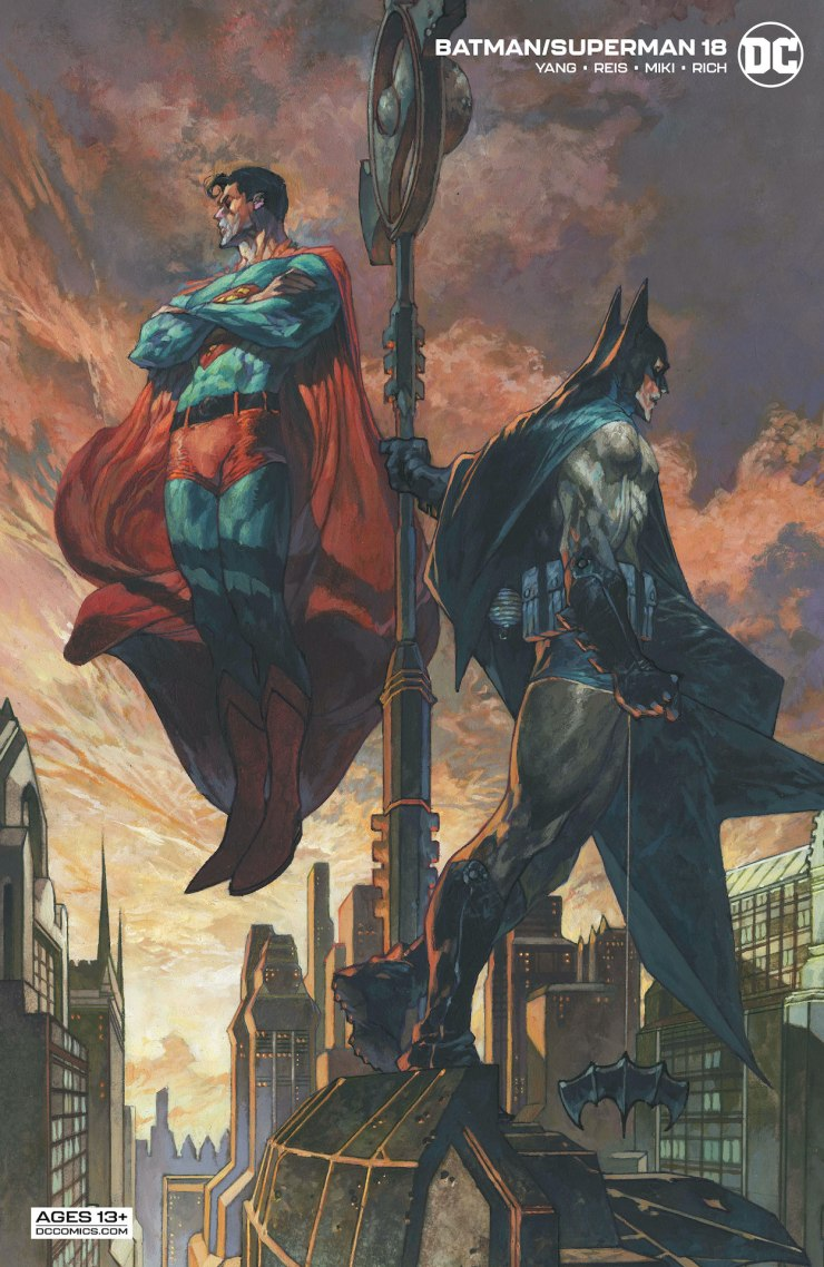 DC Preview: Batman/Superman #18