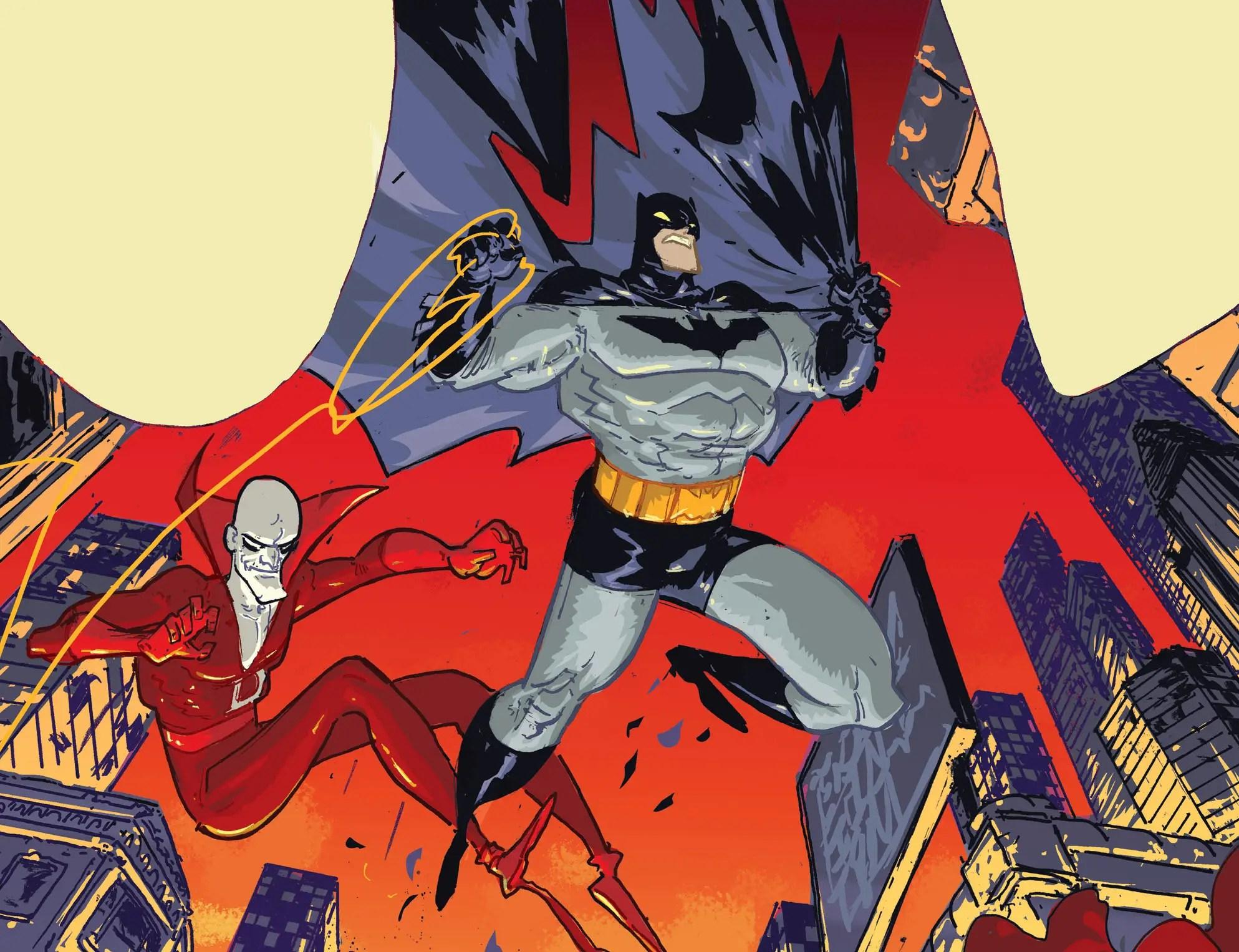 Batman: The Adventures Continue Season 2 #1 reinvents a beloved modern classic