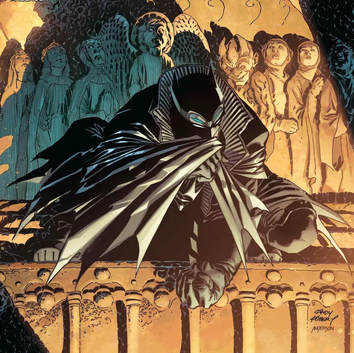 'Batman: The Detective' #2 is just plain cool comics