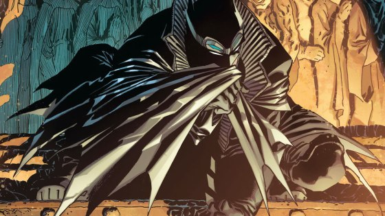 'Batman: The Detective' #2 is just plain cool comics