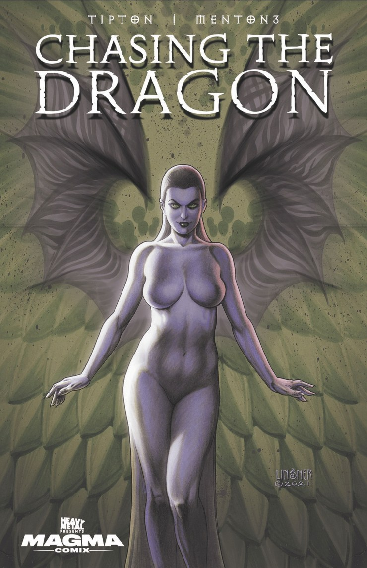Heavy Metal announces 'Chasing the Dragon' #1 sells out