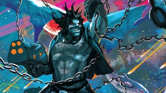 DC Preview: Crush & Lobo #1