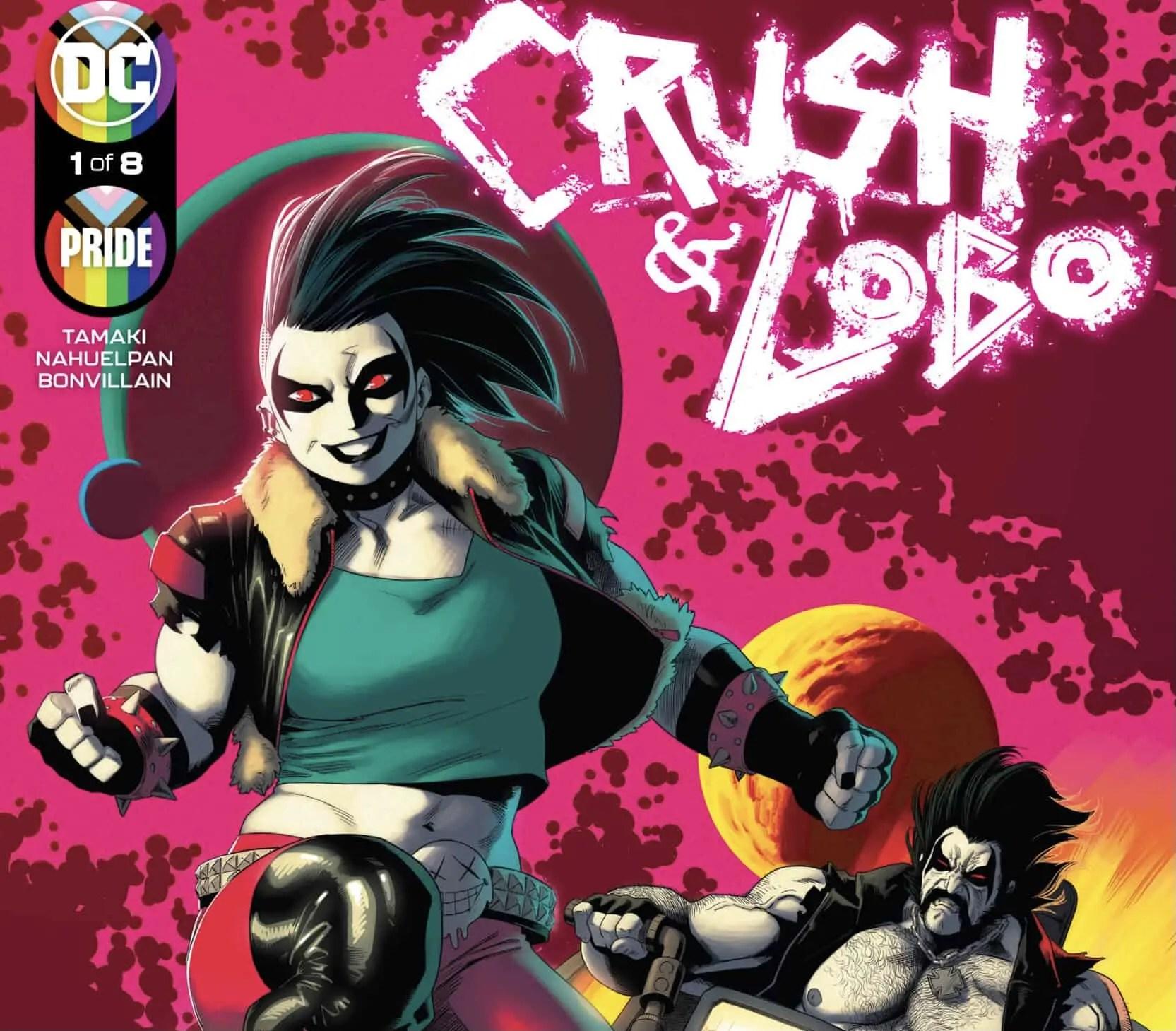 Crush and Lobo #1