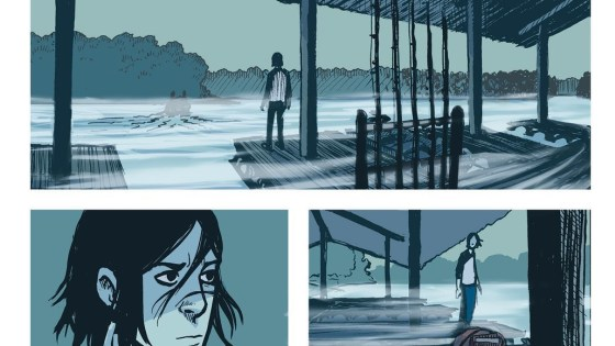 EXCLUSIVE BOOM! Preview: The Down River People