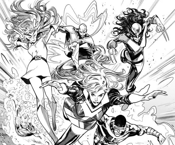 X-Men Monday #104 - Jordan D. White Talks X-Factor, Election Meddling, Wanda Maximoff and More