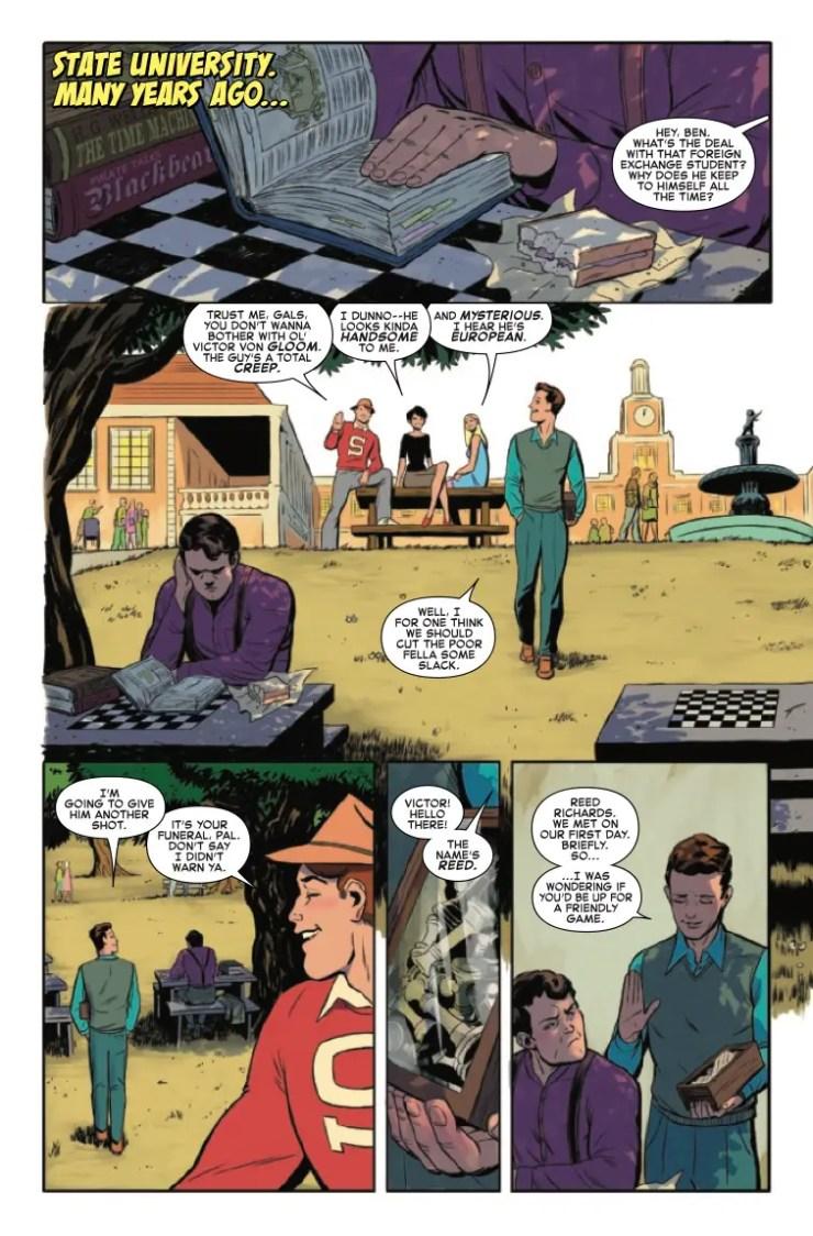 Marvel Preview: Fantastic Four #32