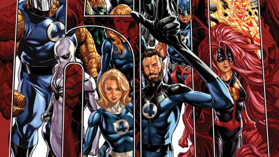 John Romita Jr. and Dan Slott teaming up for 'Fantastic Four' 60th anniversary issue