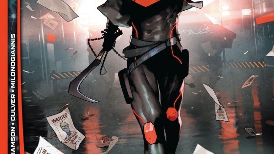 DC Preview: Future State: Gotham #1