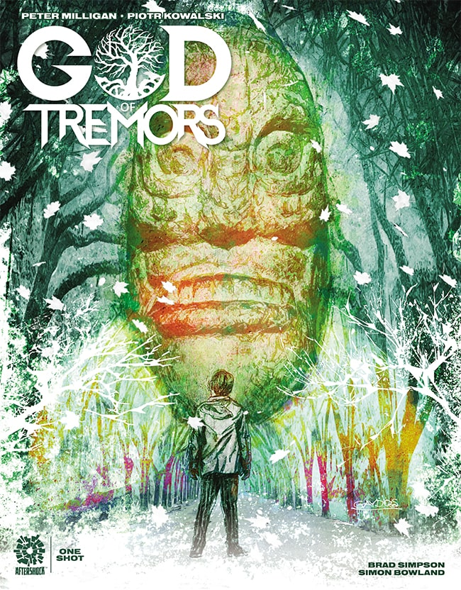 AfterShock First Look: God of Tremors