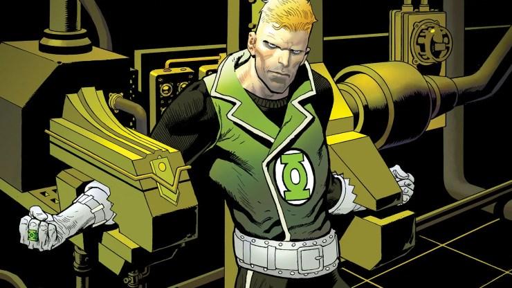 Green Lantern/Guy Gardner
