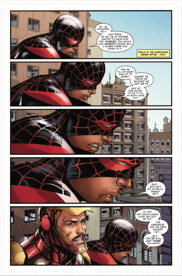 Marvel Preview: Iron Man Annual #1