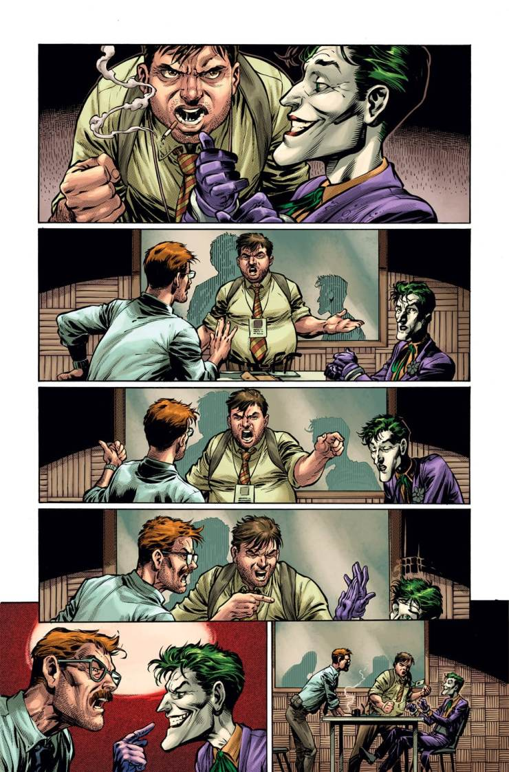 DC Comics reveals 'The Joker Presents: A Puzzlebox'#1 coming this August
